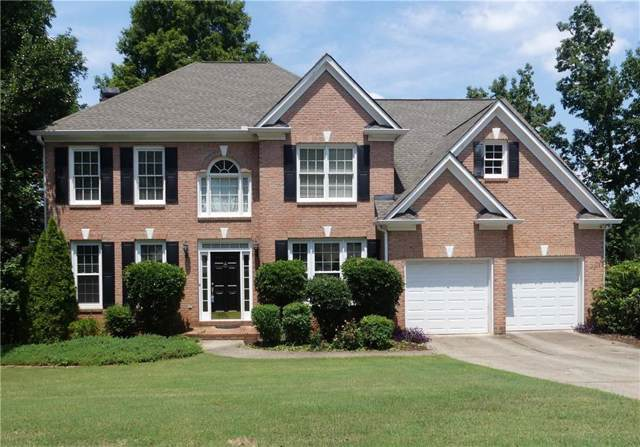 1393 Crown Terrace, Marietta, GA 30062 (MLS #6624134) :: North Atlanta Home Team