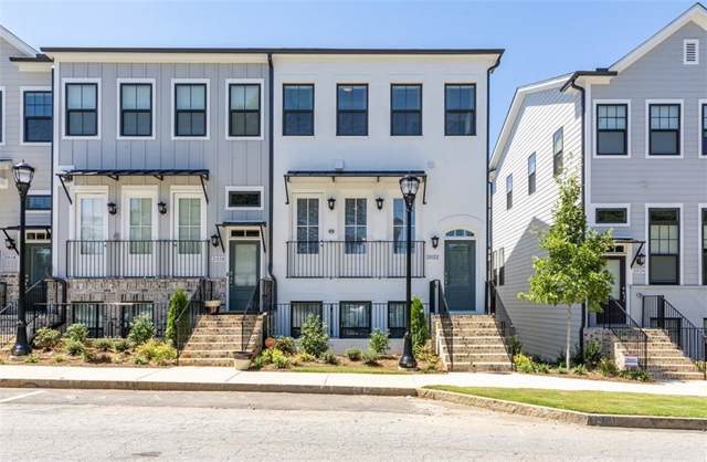 1643 Morningtide Court #61, Atlanta, GA 30324 (MLS #6624163) :: North Atlanta Home Team