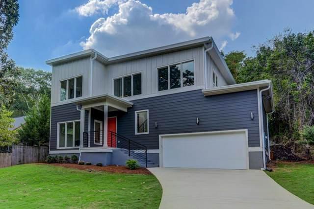 1247 Stoneybrook Drive SE, Atlanta, GA 30316 (MLS #6624186) :: North Atlanta Home Team