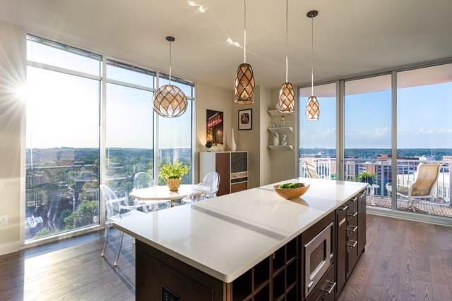 1820 Peachtree Street NW #1408, Atlanta, GA 30309 (MLS #6624200) :: The North Georgia Group