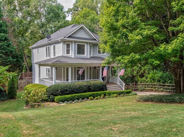 1910 Woodland Hills Avenue NW, Atlanta, GA 30318 (MLS #6624219) :: North Atlanta Home Team