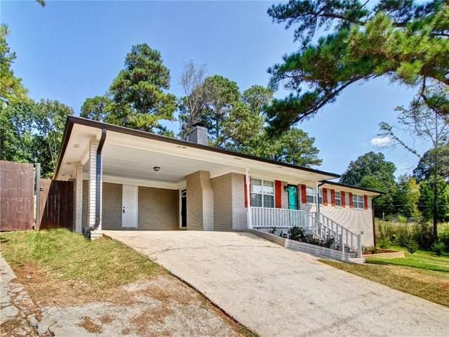 6283 John West Road, Douglasville, GA 30134 (MLS #6624238) :: North Atlanta Home Team