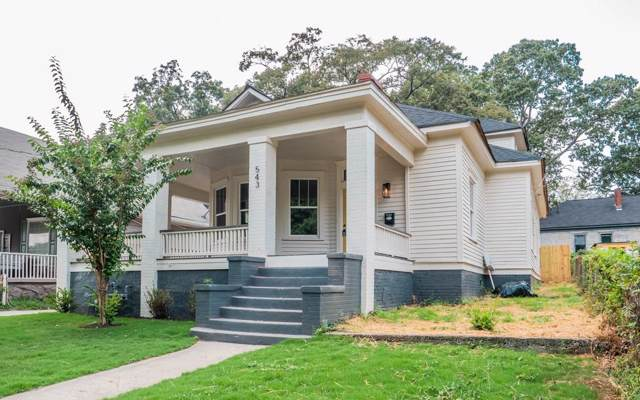 543 Hopkins Street SW, Atlanta, GA 30310 (MLS #6624260) :: The North Georgia Group