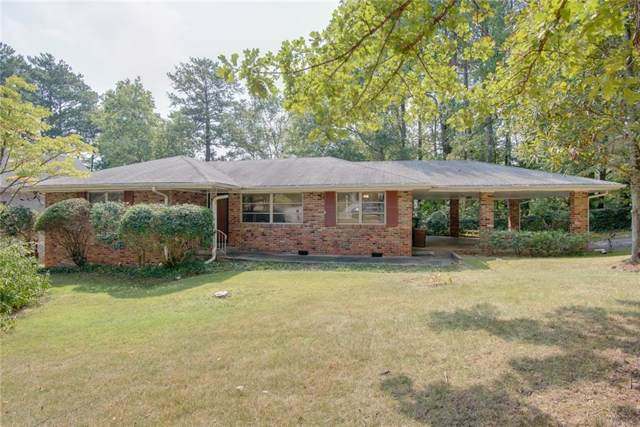 1901 N Akin Drive NE, Atlanta, GA 30345 (MLS #6624287) :: North Atlanta Home Team