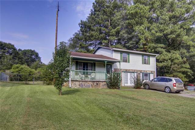110 Crestline Way, Carrollton, GA 30117 (MLS #6624297) :: Rock River Realty