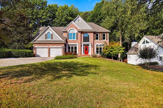1033 Wellesley Crest Drive, Woodstock, GA 30189 (MLS #6624317) :: North Atlanta Home Team