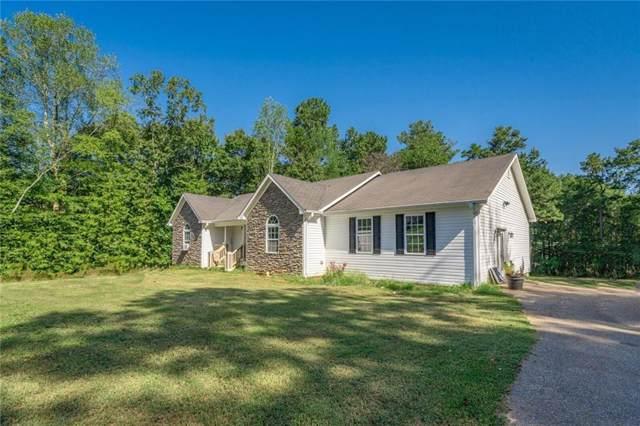 3020 Shoal Creek Road, Monroe, GA 30656 (MLS #6624330) :: The Heyl Group at Keller Williams