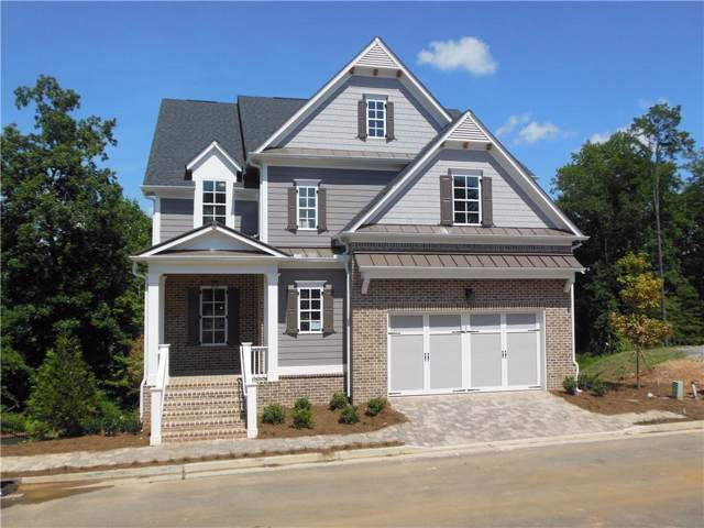 5361 Whitaker Street, Peachtree Corners, GA 30092 (MLS #6624359) :: North Atlanta Home Team