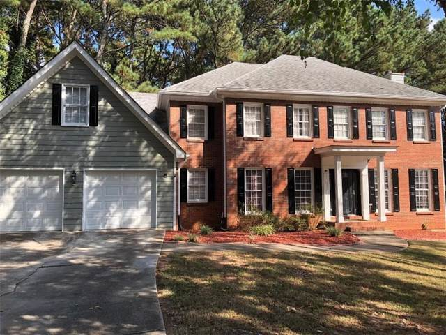 478 Lynn Valley Way, Stone Mountain, GA 30087 (MLS #6624375) :: North Atlanta Home Team