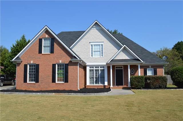 34 Colonial Circle NW, Cartersville, GA 30120 (MLS #6624381) :: North Atlanta Home Team
