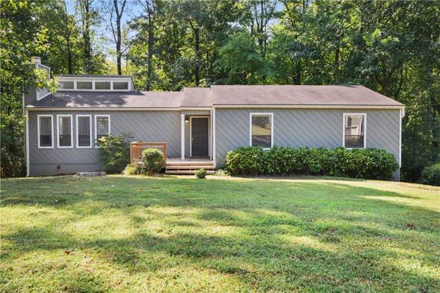 2715 Wendy Lane, Marietta, GA 30062 (MLS #6624393) :: North Atlanta Home Team