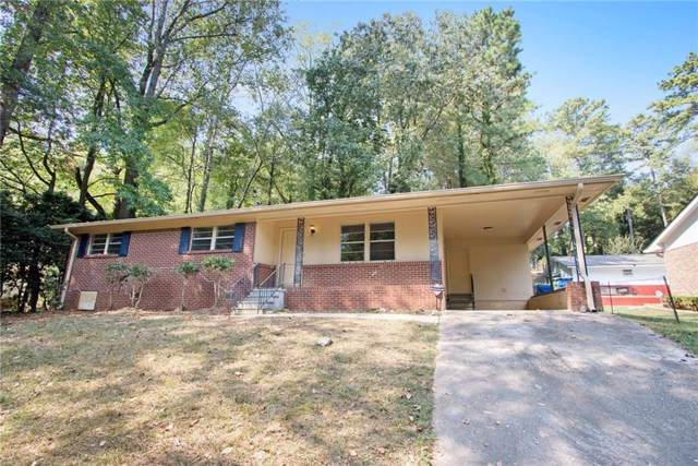 1889 Grant Road SW, Atlanta, GA 30331 (MLS #6624404) :: North Atlanta Home Team