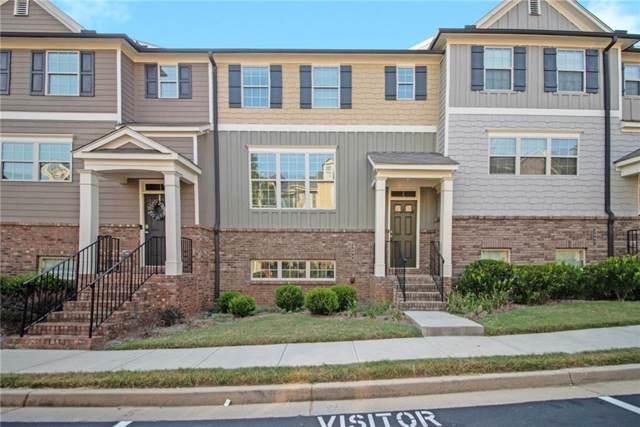 3894 High Dove Way SW #12, Smyrna, GA 30082 (MLS #6624408) :: North Atlanta Home Team