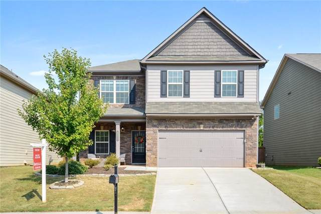 861 Sonoma Drive, Lawrenceville, GA 30045 (MLS #6624415) :: North Atlanta Home Team