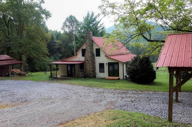 752 Glen Elliott Road, Suches, GA 30572 (MLS #6624458) :: Path & Post Real Estate