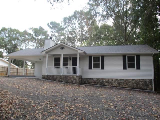 566 Etowah River Road, Dawsonville, GA 30534 (MLS #6624462) :: North Atlanta Home Team
