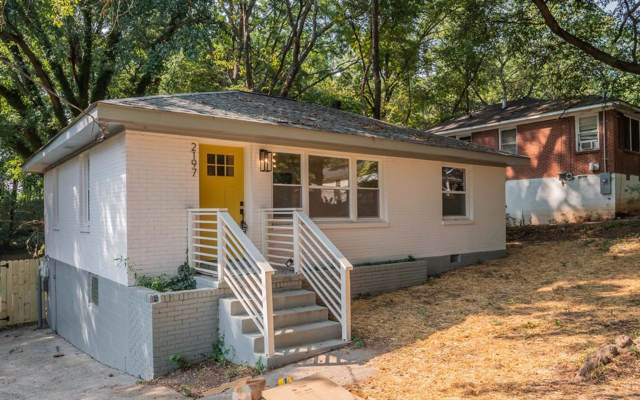 2197 Nelms Drive SW, Atlanta, GA 30315 (MLS #6624482) :: Team RRP | Keller Knapp, Inc.
