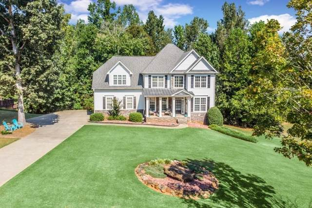 5076 Weatherstone Drive, Buford, GA 30519 (MLS #6624515) :: The Cowan Connection Team