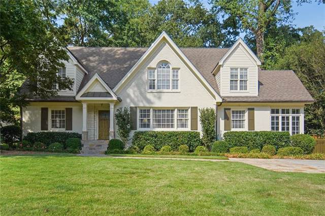 2408 Howell Mill Road NW, Atlanta, GA 30318 (MLS #6624540) :: North Atlanta Home Team