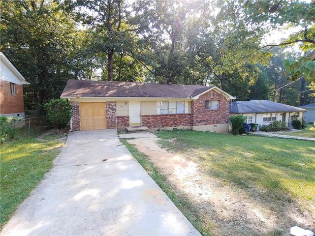 2065 Claude Street NW, Atlanta, GA 30318 (MLS #6624577) :: North Atlanta Home Team