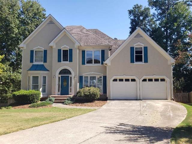 245 Chandler Pond Drive, Lawrenceville, GA 30043 (MLS #6624624) :: The Cowan Connection Team