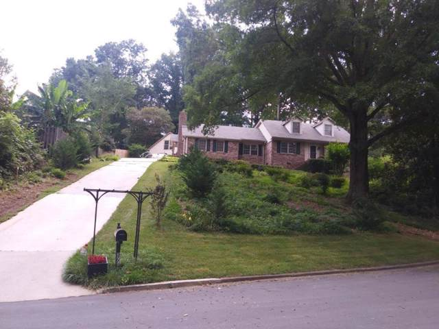 5778 SW Chisholm Trail SW, Lilburn, GA 30047 (MLS #6624635) :: North Atlanta Home Team