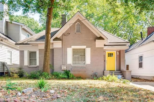 1406 Desoto Avenue SW, Atlanta, GA 30310 (MLS #6624698) :: Team RRP | Keller Knapp, Inc.