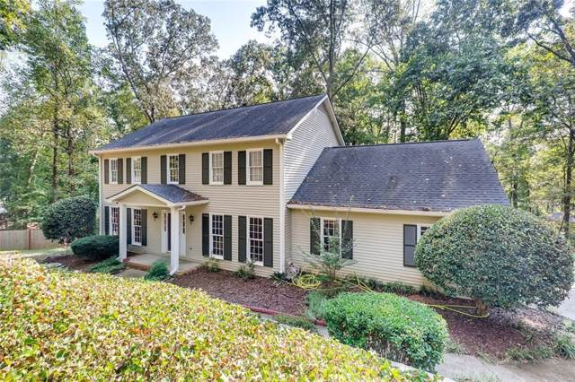 2015 Bushy Run, Roswell, GA 30075 (MLS #6624778) :: North Atlanta Home Team
