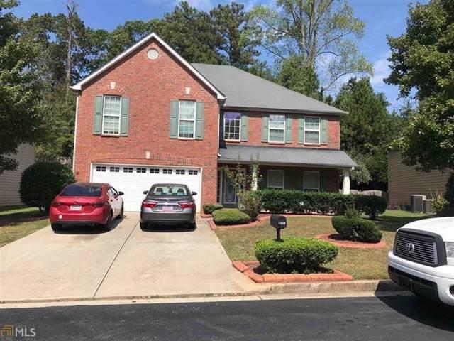 5524 Mossy View Drive, Douglasville, GA 30135 (MLS #6624785) :: North Atlanta Home Team