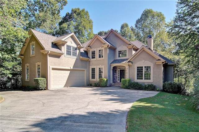 320 W Ridge Drive, Canton, GA 30114 (MLS #6624868) :: North Atlanta Home Team