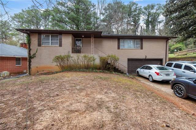 454 Harlan Road SW, Atlanta, GA 30311 (MLS #6624891) :: Kennesaw Life Real Estate