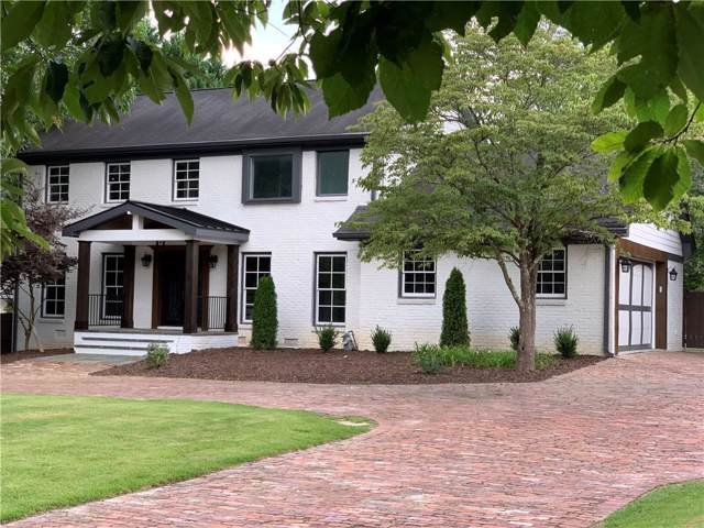4804 Chamblee Dunwoody Road, Dunwoody, GA 30338 (MLS #6624913) :: Kennesaw Life Real Estate