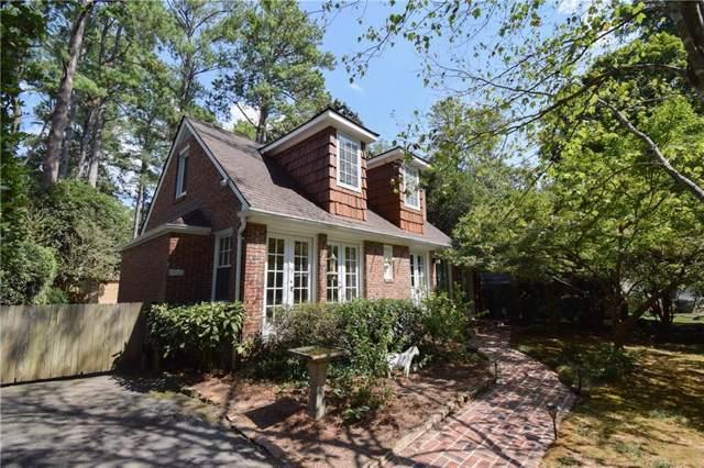717 Woodward Way NW, Atlanta, GA 30327 (MLS #6624924) :: North Atlanta Home Team