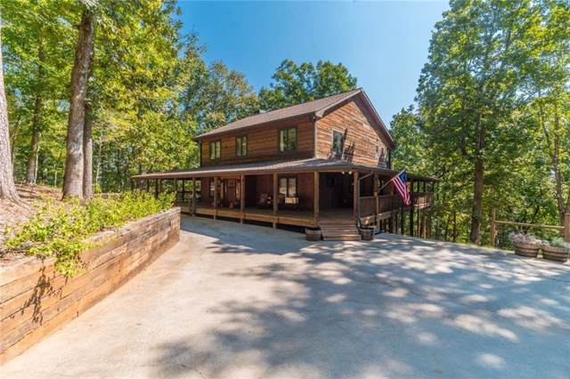 516 Lakeview Drive, Dahlonega, GA 30533 (MLS #6624927) :: The Heyl Group at Keller Williams