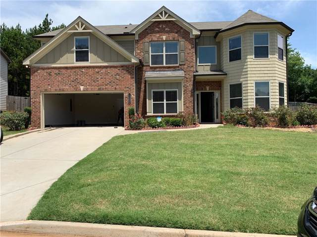 6920 Lacebark Drive, Dawsonville, GA 30534 (MLS #6624935) :: North Atlanta Home Team