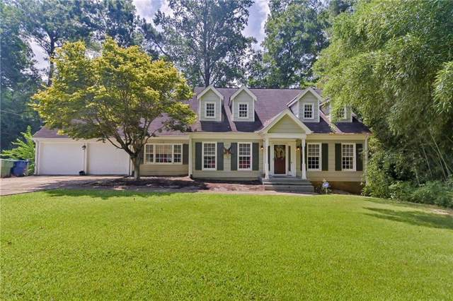 3224 Topaz Lane SW, Atlanta, GA 30331 (MLS #6624997) :: North Atlanta Home Team