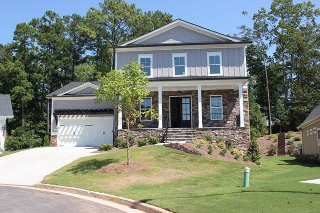 4930 Gresham Ridge Drive NE, Kennesaw, GA 30144 (MLS #6625001) :: North Atlanta Home Team