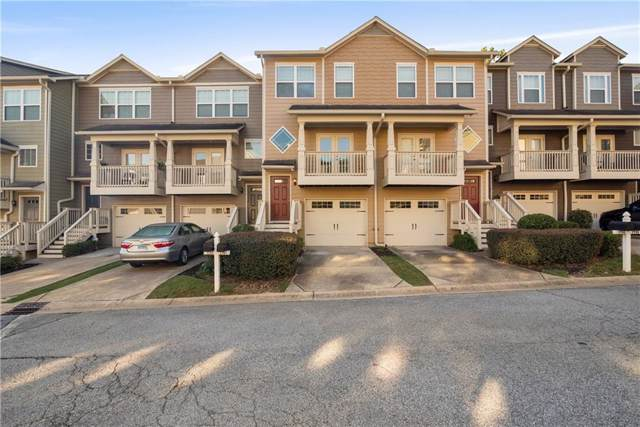 1741 Liberty Parkway NW, Atlanta, GA 30318 (MLS #6625042) :: North Atlanta Home Team