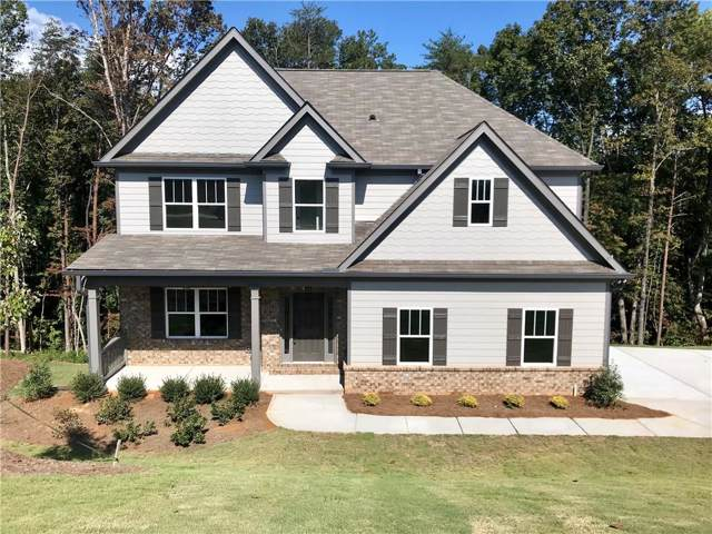 176 Whelchel Valley Drive, Dawsonville, GA 30534 (MLS #6625103) :: The North Georgia Group