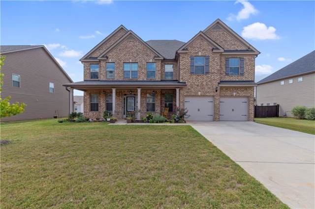 600 Birkdale Drive, Fairburn, GA 30213 (MLS #6625108) :: North Atlanta Home Team