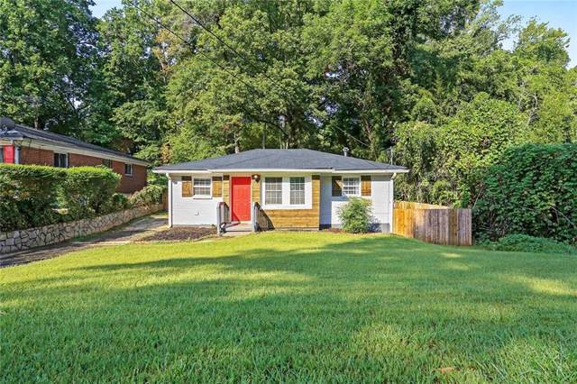 1409 Kenilworth Drive SW, Atlanta, GA 30310 (MLS #6625128) :: The North Georgia Group