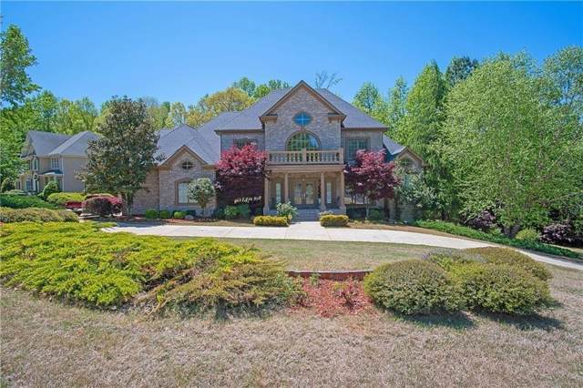 112 Bayberry Hills, Mcdonough, GA 30253 (MLS #6625133) :: North Atlanta Home Team