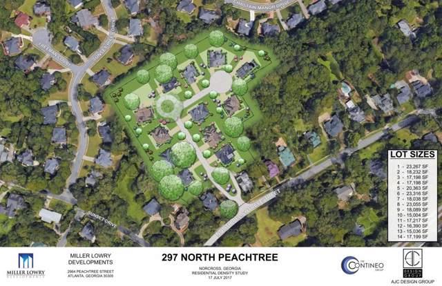 2908 Ollie Avenue, Norcross, GA 30071 (MLS #6625175) :: North Atlanta Home Team