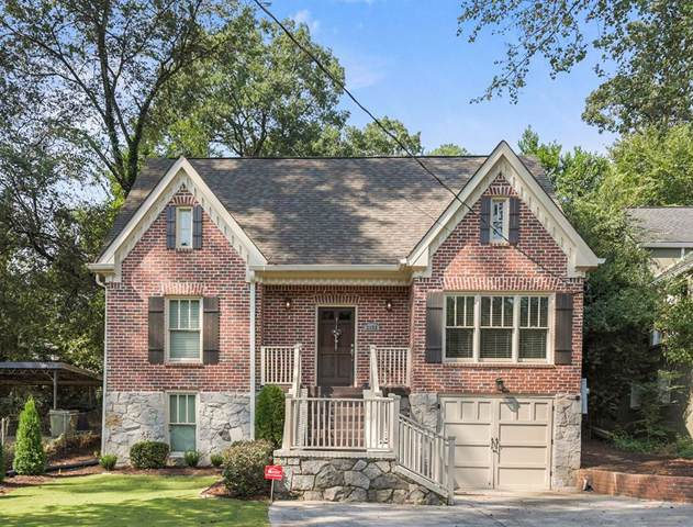 2652 Acorn Avenue NE, Atlanta, GA 30305 (MLS #6625191) :: RE/MAX Prestige