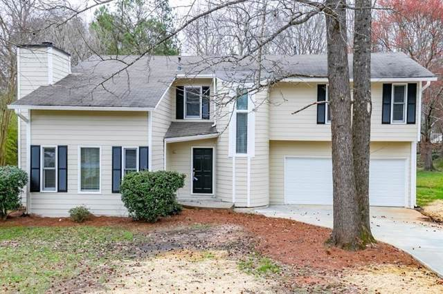 381 Meadow Drive, Alpharetta, GA 30009 (MLS #6625211) :: North Atlanta Home Team