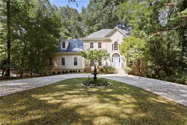 200 River Pass Trail, Sandy Springs, GA 30350 (MLS #6625268) :: North Atlanta Home Team