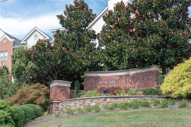 1850 Cotillion Drive #3307, Dunwoody, GA 30338 (MLS #6625299) :: North Atlanta Home Team