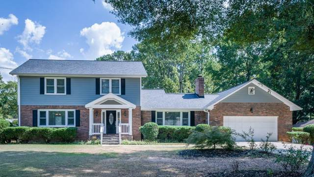 1220 Sherry Drive, Alpharetta, GA 30009 (MLS #6625317) :: North Atlanta Home Team