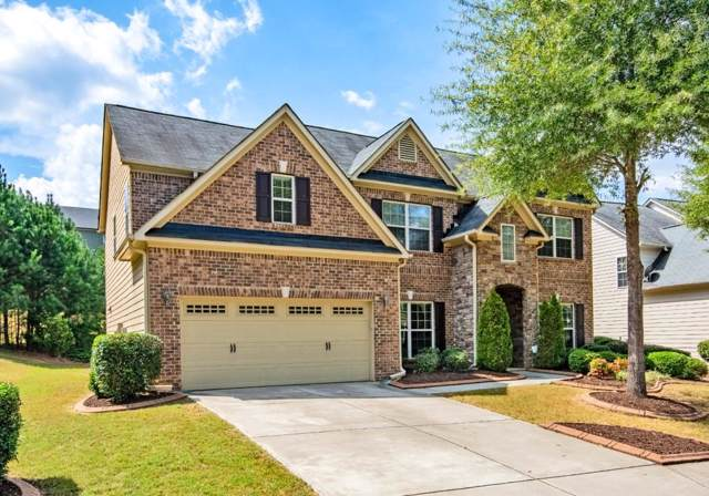 3734 Lake Enclave Way, Atlanta, GA 30349 (MLS #6625372) :: North Atlanta Home Team