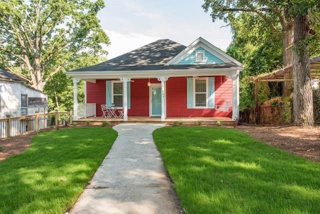 1861 Lakewood Terrace SE, Atlanta, GA 30315 (MLS #6625376) :: North Atlanta Home Team